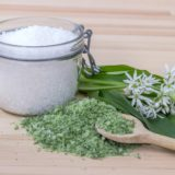 Salt Ingredient for DIM FONIO Aroni preparation